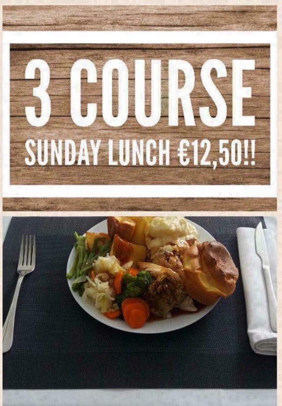 Condado Club Sunday Lunch