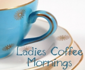 Ladies coffee morning