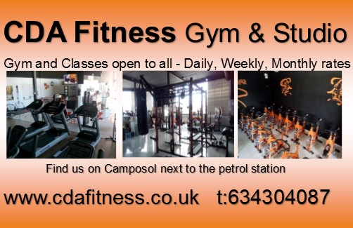 CDA Fitness -Gym & Studio