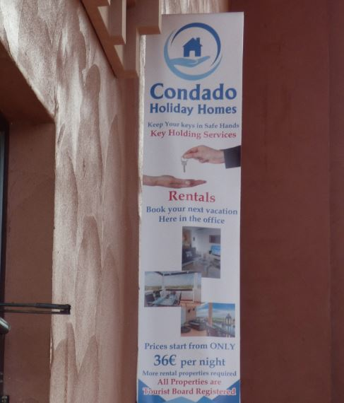 ​Condado Holiday Homes - Carol Powell
