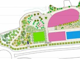 New recreation park - La Isla